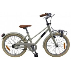 Volare Melody Kinderfiets - Meisjes - 20 inch - Zand - Prime Collection