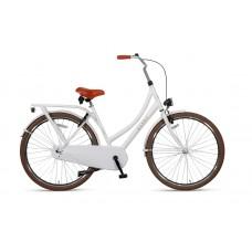 Altec London 28 inch Omafiets de Luxe Sparkle White