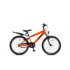 Altec Nevada 24inch Jongensfiets Neon Orange Nieuw