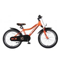 Altec Speedo 18 inch jongensfiets Alu frame mat Orange