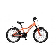 Altec Speedo 22 inch jongensfiets Alu frame mat Orange