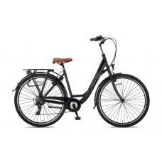 Altec Travel 28inch Damesfiets 50cm Zwart 2020 Nieuw  *** LAAGSTE PRIJS GARANTIE ***