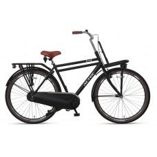 Altec Urban 28inch Transportfiets Heren 55 Zwart