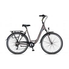 Altec Verona 28 inch Damesfiets 49cm Warm Grey 2020