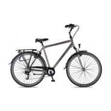Altec Verona 28 inch Herenfiets 56cm Warm Grey 2020