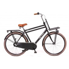 Altec Vintage 28inch Transportfiets N-3 Heren Zwart 61cm