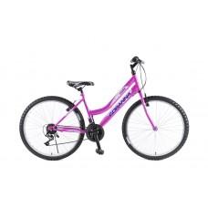 Castor Coranna MTB 26 inch meisjes Pink