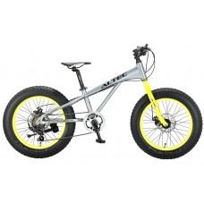 FAT Bike Allround 20inch 2D Grijs-Groen