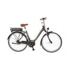 Mosso E bike  Shimano 420Wh Steps N-8  Zwart-Groen