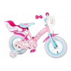 OJO Kinderfiets - Meisjes - 12 inch - Roze