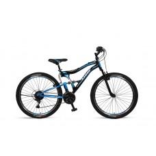 Umit Albatros 26 inch MTB Blue/Black