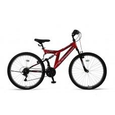Umit Blackmount 26 inch MTB Black-Red