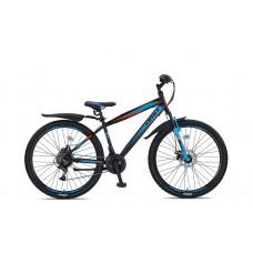 Umit Faster 27,5inch MTB 2D  cm  Black-Blue