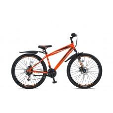 Umit Faster 27,5inch MTB 2D  cm  Orange-Black