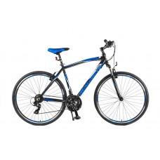 Umit Magnetic Trekking Heren 28 inch Black/Blue