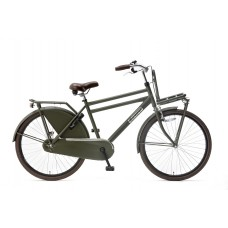 Popal Daily Dutch Basic jongens 26 inch Army-Green