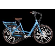 Maeve voorwielmotor elektrische moederfiets blauw  47cm