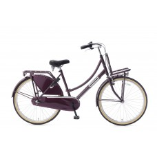 Daily Dutch Basic+ 26 inch Versnelling Paars