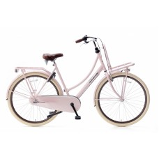 Daily Dutch Basic plus 28 inch versnelling coolpink 50cm