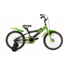 Popal Bike 2 Fly 16 inch Groen