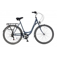 City 6 SPEED blueberry 49cm