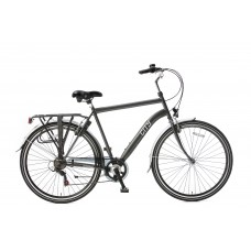 City 6 SPEED ion grey 49cm