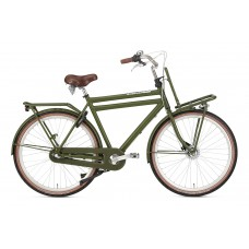 Daily Dutch Prestige N3 Army Green rollerbrake 57cm