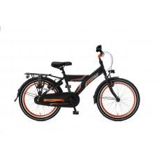 Popal Funjet X 20 inch Matzwart-Oranje