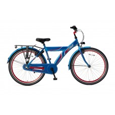 Popal Funjet N3 Blauw-Rood