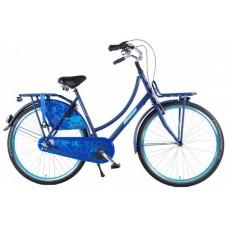 SALUTONI Urban Transport fiets Jeans 28 inch 50 cm Shimano Nexus 3-speed 95% afgemonteerd