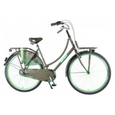 SALUTONI Urban Transport fiets Camouflage 28 inch 50 cm Shimano Nexus 3-speed 95% afgemonteerd