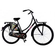 SALUTONI Urban Transport fiets Badges 28 inch 56 cm 95% afgemonteerd