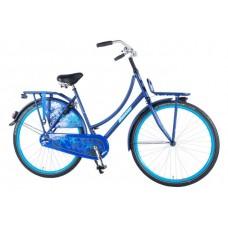 SALUTONI Urban Transport fiets Jeans 28 inch 56 cm 95% afgemonteerd