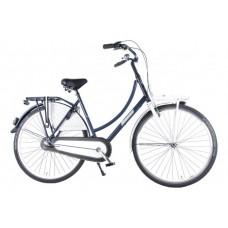 SALUTONI Urban transport fiets Glamour 28 inch 50 cm Shimano Nexus 3-speed 95% afgemonteerd