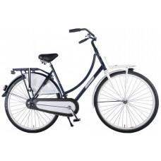 SALUTONI Urban Transport fiets Glamour 28 inch 50 cm 95% afgemonteerd