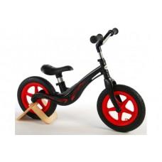 Volare Magnesium Balance Bike Zwart