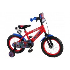 Ultimate Spider-Man 14 inch jongensfiets