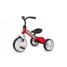 QPlay Elite driewieler rood