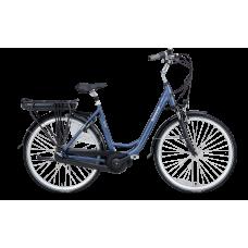 Popal Sway Middenmotor Elektrische fiets matblauw 47cm