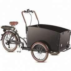 Vogue Troy Bakfiets Achterwielmotor